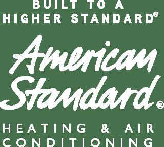 Logo Americanstandard Lockup Stacked White